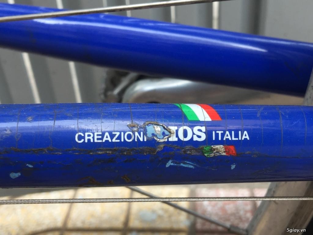 Xế cổ road Gios italia chính hãng dòng vintage cổ điển - 5
