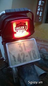 Dream Thái biển số Hà Nội