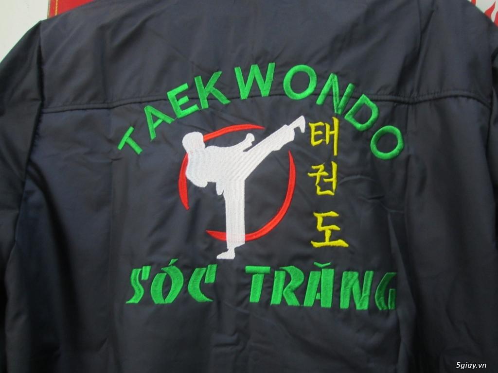 Áo khoác Taekwondo