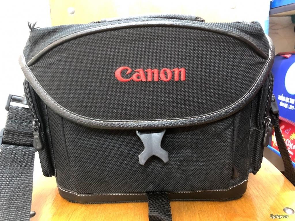 Cần bán bộ Canon 600D, len kit 18-55, len 50 1.8, flash, tripod - 3