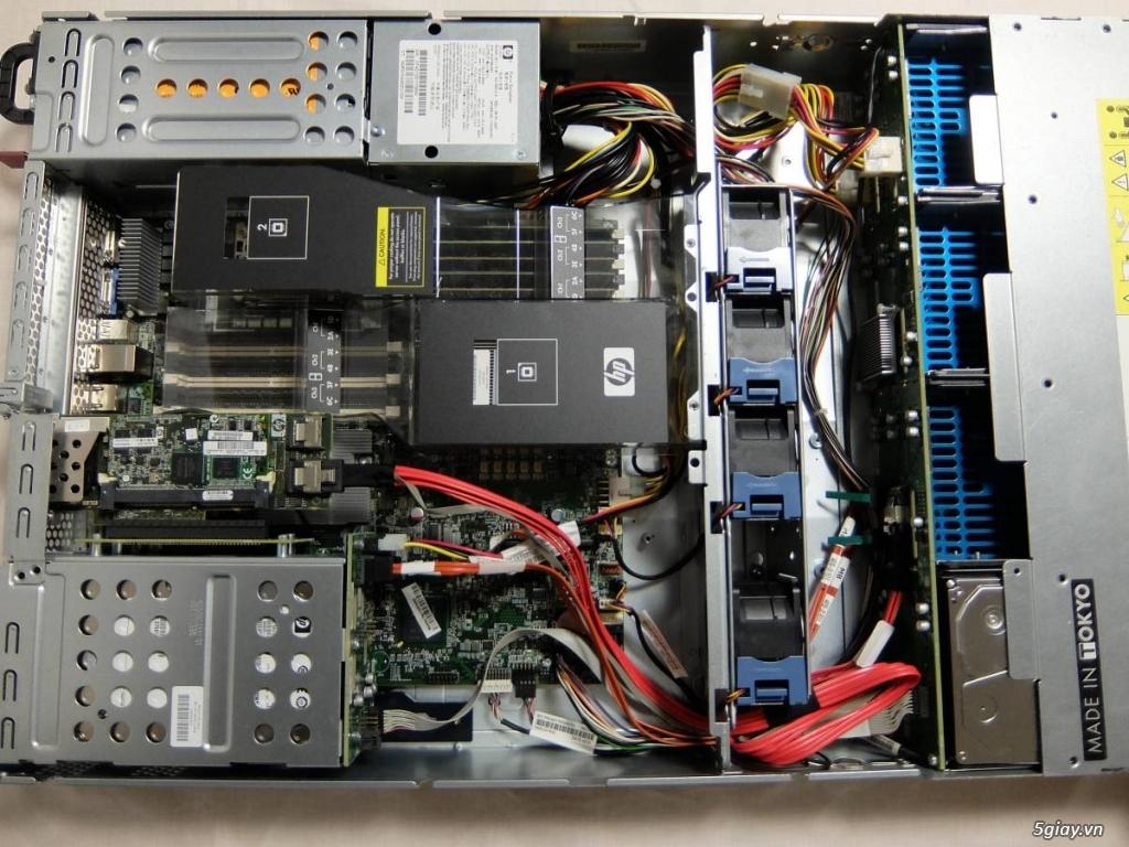 Máy chủ server DELL, HP, IBM, CISCO, FUJITSU, HITACHI bảo hành 3 năm - 2