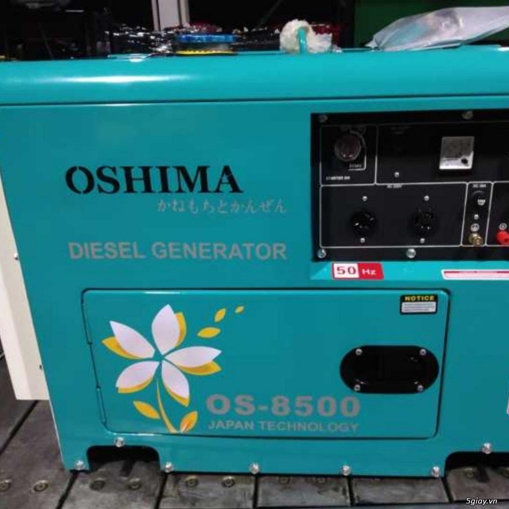 Địa chỉ bán máy phát điện chạy dầu thương hiệu Nhật Bản giá tốt nhất - 4