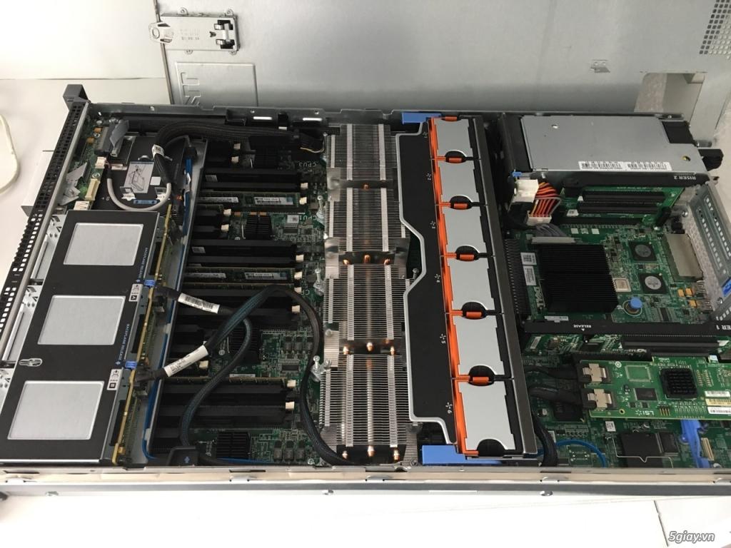 Máy chủ server DELL, HP, IBM, CISCO, FUJITSU, HITACHI bảo hành 3 năm - 7