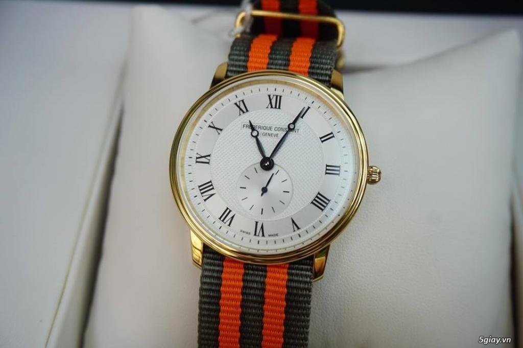 Đồng hồ chính hãng Thụy Sỹ Fc, Raymond Weil, Edox - 29