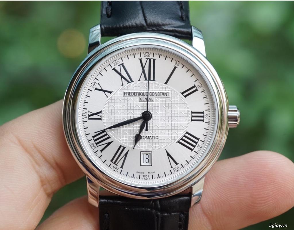 Đồng hồ chính hãng Thụy Sỹ Fc, Raymond Weil, Edox - 23