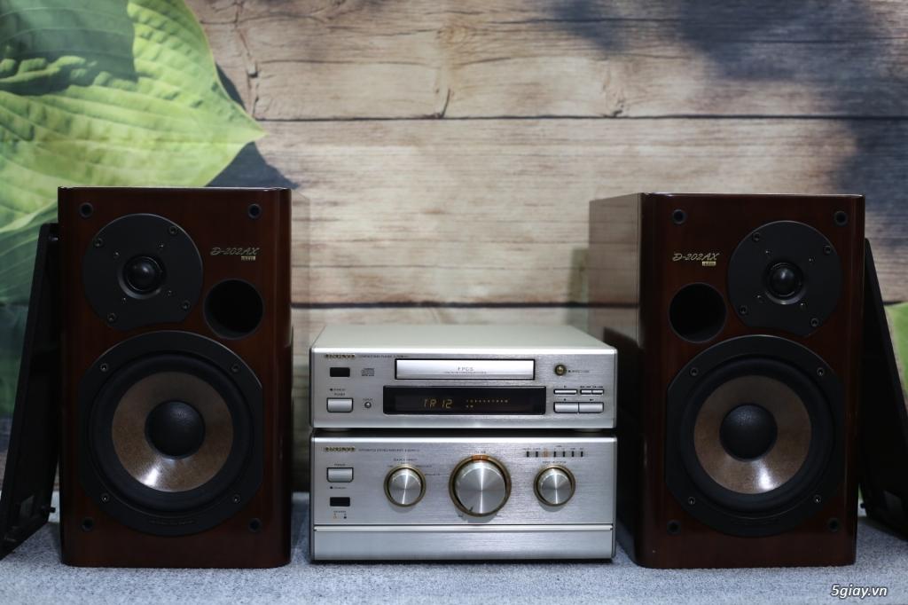 Đầu máy nghe nhạc MINI Nhật đủ các hiệu: Denon, Onkyo, Pioneer, Sony, Sansui, Kenwood - 44