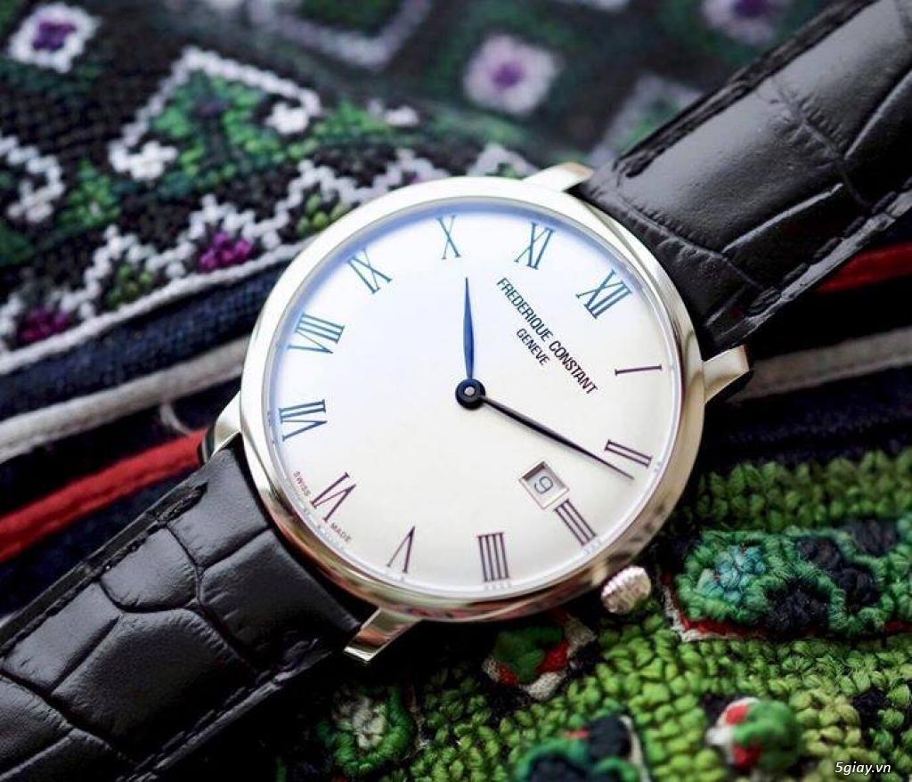 Đồng hồ chính hãng Thụy Sỹ Fc, Raymond Weil, Edox - 19