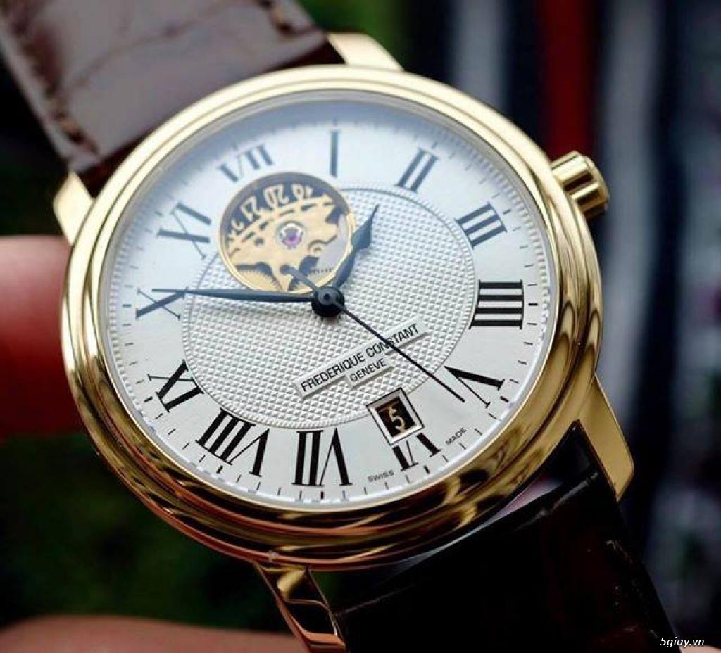 Đồng hồ chính hãng Thụy Sỹ Fc, Raymond Weil, Edox - 13