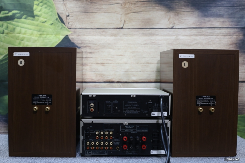 Đầu máy nghe nhạc MINI Nhật đủ các hiệu: Denon, Onkyo, Pioneer, Sony, Sansui, Kenwood - 45