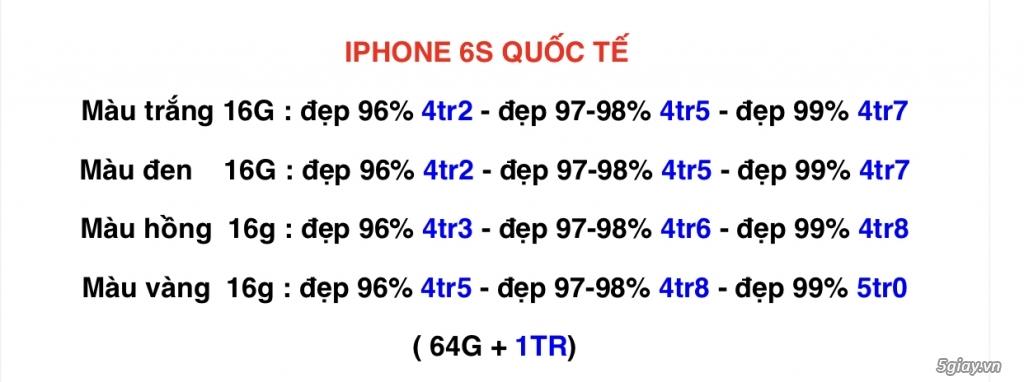 |Winmobile.vn|TỔNG XẢ HÀNG - GIÁ CỰC SHOCK  : iP5S=1tr9/iP6=3tr/6S=3tr8/7=6tr2/7P=9tr1/8P=12tr5..