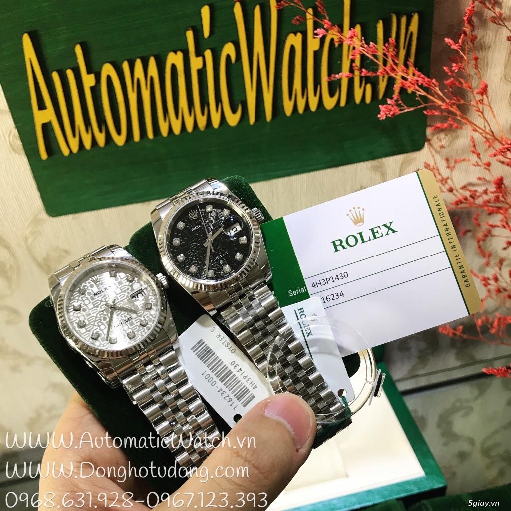 Chuyên đồng hồ Rolex,Hublot,AP, Patek Philippe...Replica1:1 Swiss Made - 32
