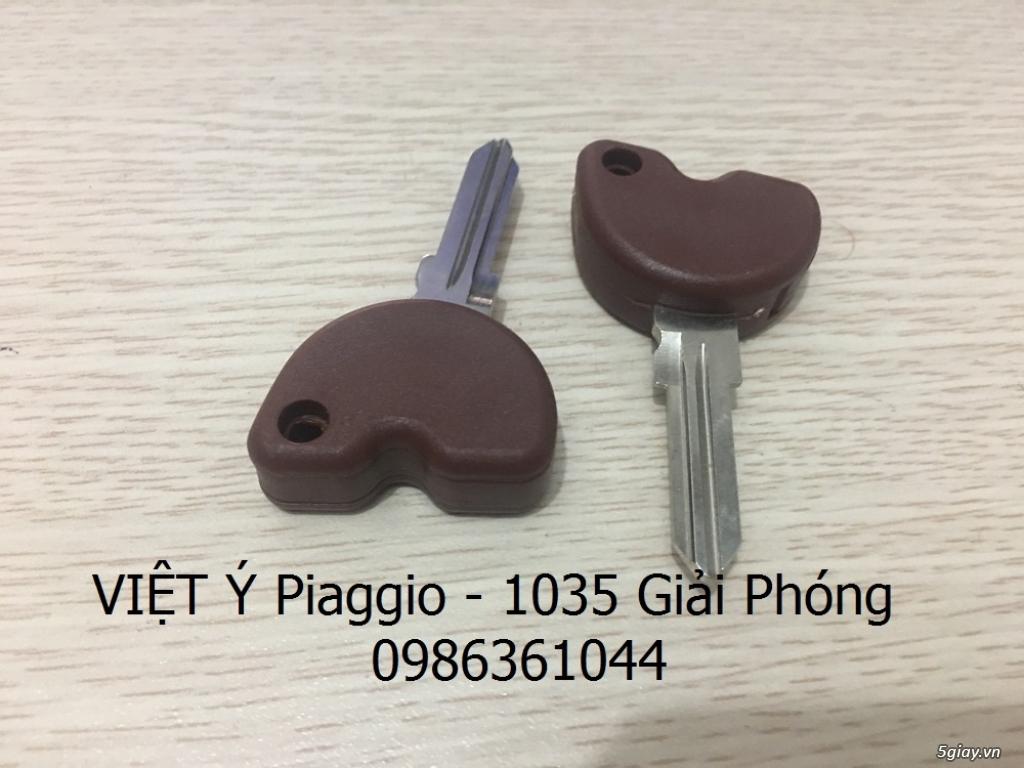 Làm lại chìa khóa xe Vespa Piaggio tại Việt Ý - 4