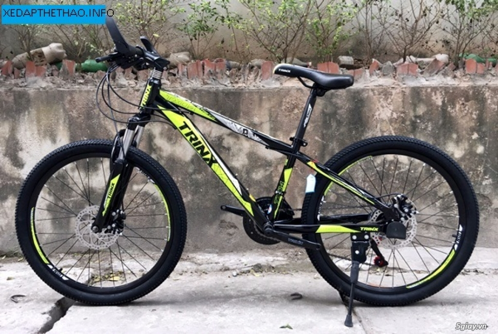 Xe đạp thể thao, trinx tx04 2018, xe đạp giá rẻ hà nội - 2