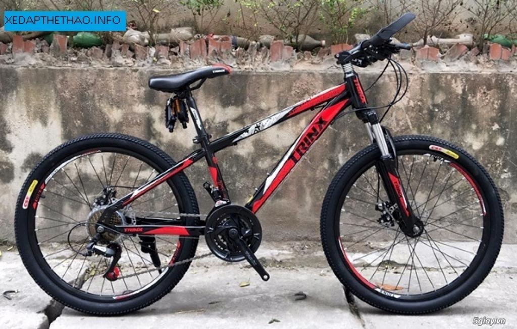 Xe đạp thể thao, trinx tx04 2018, xe đạp giá rẻ hà nội - 3