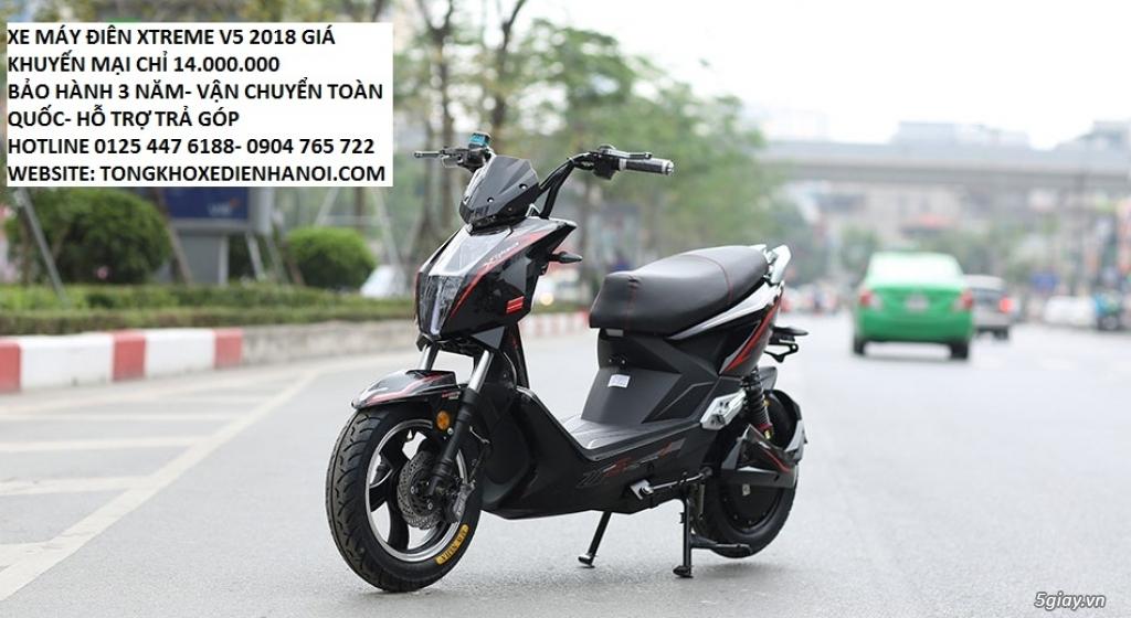 Tổng kho xe điện Hà Nội xả kho giảm giá các loại xe giá chỉ từ 6tr8 - 17