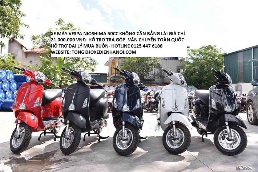 Tổng kho xe điện Hà Nội xả kho giảm giá các loại xe giá chỉ từ 6tr8 - 20