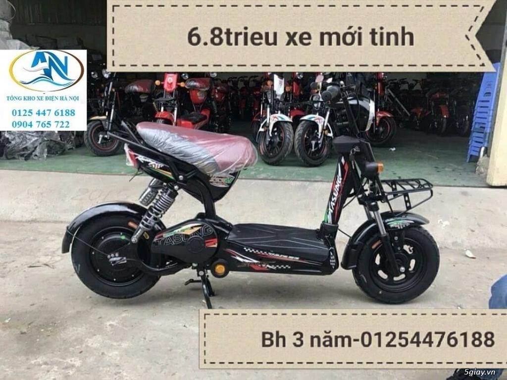 Tổng kho xe điện Hà Nội xả kho giảm giá các loại xe giá chỉ từ 6tr8 - 6