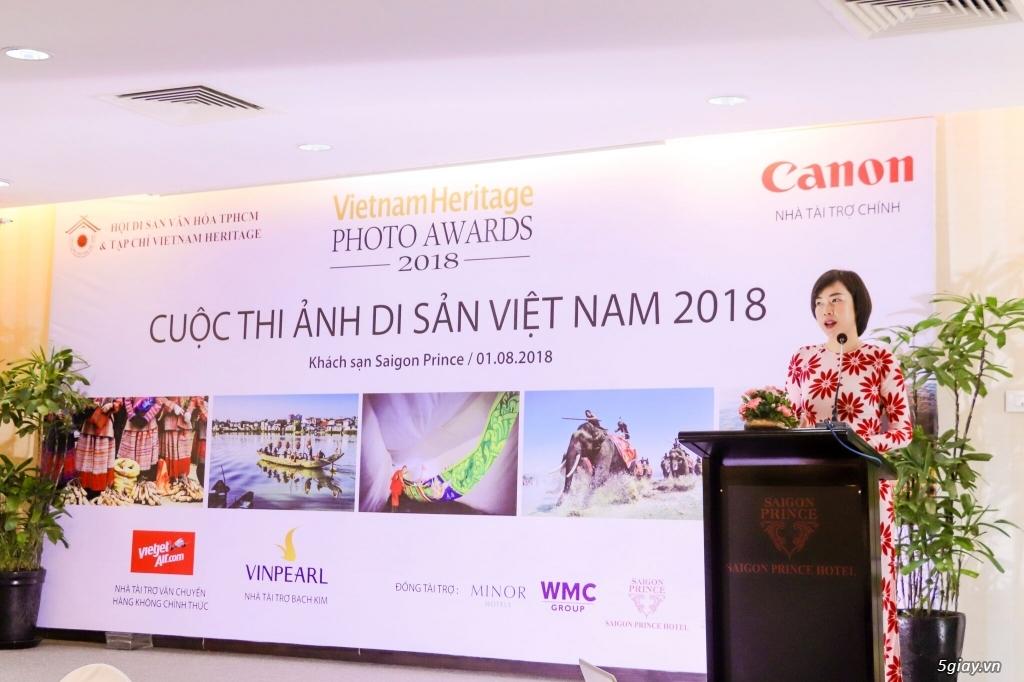Canon phát động Cuộc thi ảnh Di sản Việt Nam  - Vietnam Heritage Photo Awards 2018 - 238583