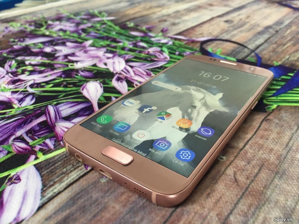 Quận7=>Chỉ Samsung Galaxy S7 - s7edge Hàn, ZIN 100% Giá Sock ko thể chê. Đến là mê.... - 8