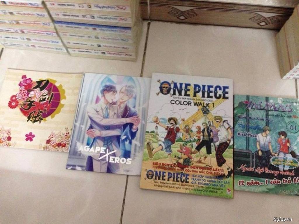 [HCM] Bán nhiều bộ truyện tranh, tiểu thuyết... - 3