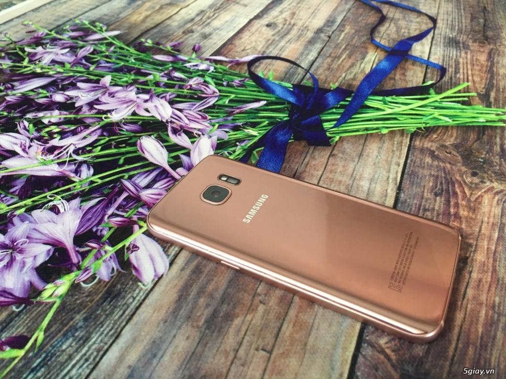 Quận7=>Chỉ Samsung Galaxy S7 - s7edge Hàn, ZIN 100% Giá Sock ko thể chê. Đến là mê.... - 7