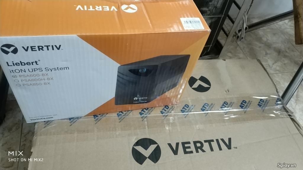 Cần bán : Bộ Lưu Điện Ups Vertiv Liebert itON PSA600BX