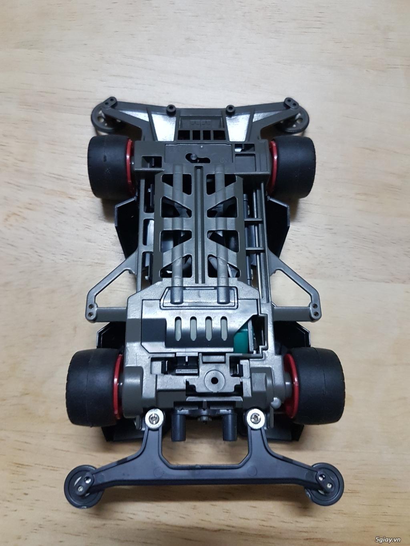 Xe Tamiya mini 4WD Rising Trigger - 1
