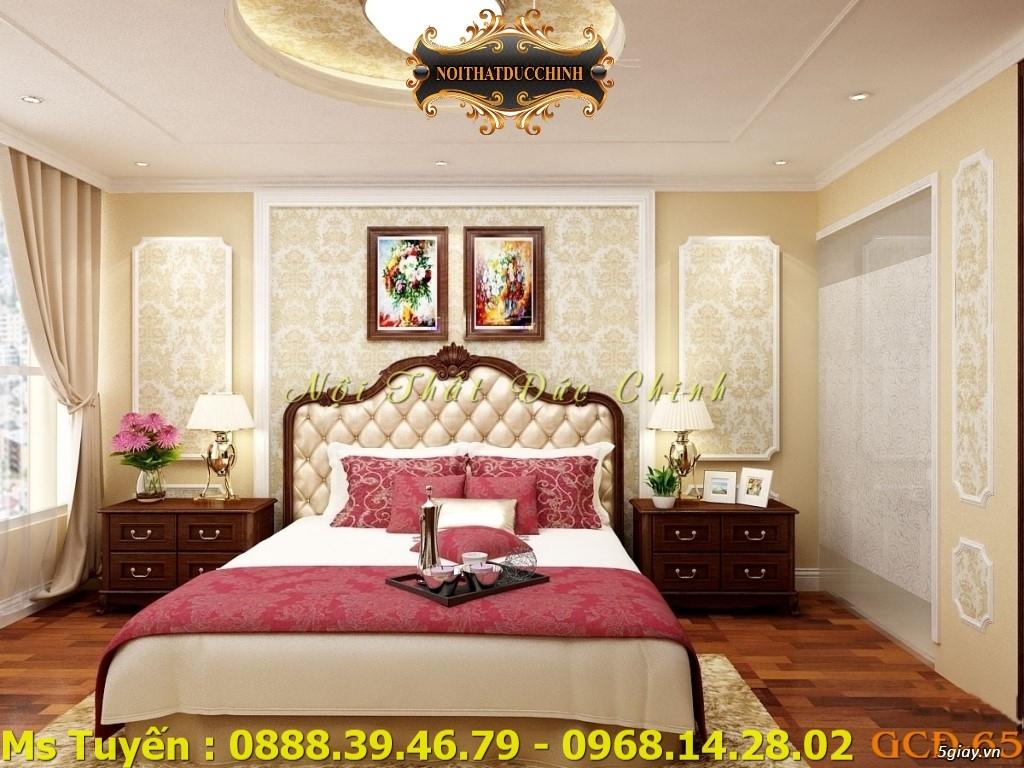 Ở đâu bán giường ngủ cổ điển Châu Âu giá rẻ tại quận 2, quận 7 - 4