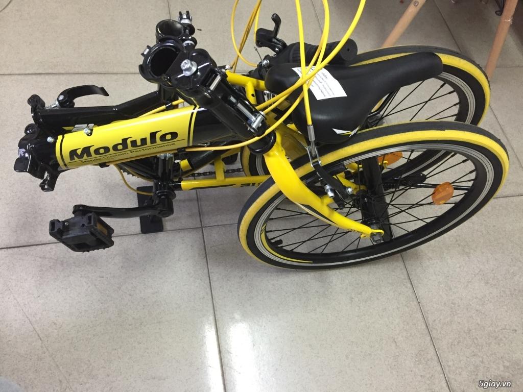 Xe đạp gấp Honda Modulo HOT - 4