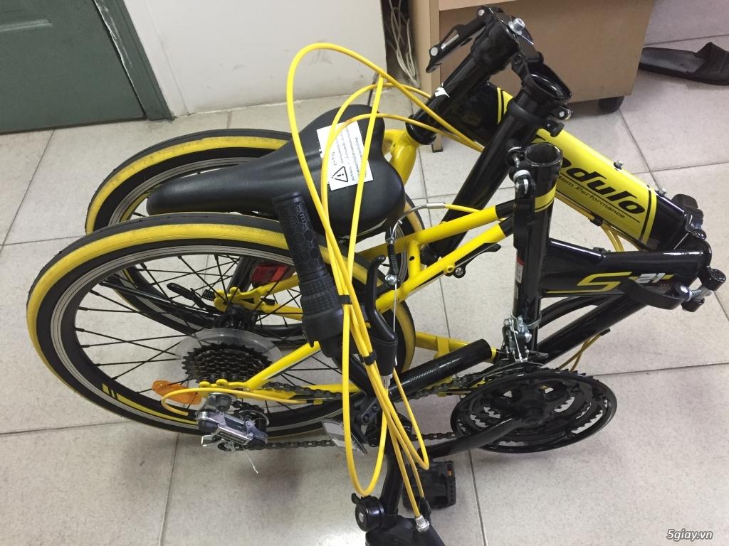 Xe đạp gấp Honda Modulo HOT - 5