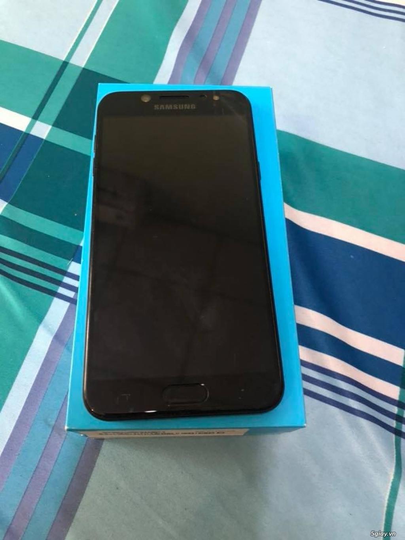 Samsung J7 Plus đẹp hàng chính hãng còn bh lâu