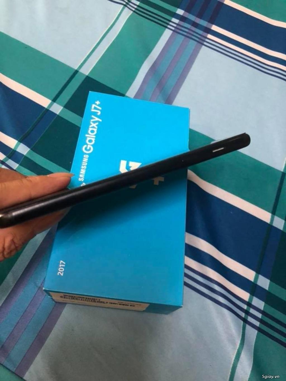 Samsung J7 Plus đẹp hàng chính hãng còn bh lâu - 1