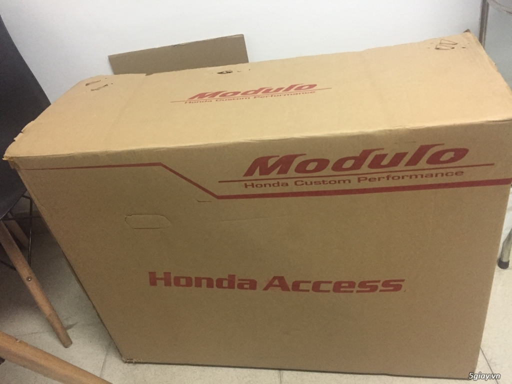 Xe đạp gấp Honda Modulo HOT - 3
