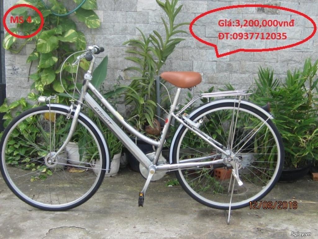 xe đạp Albelt Bridgestone , khung nhôm dã qua sử dụng