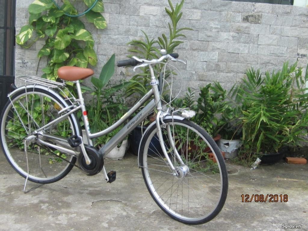 xe đạp Albelt Bridgestone ,  khung nhôm dã qua sử dụng - 3