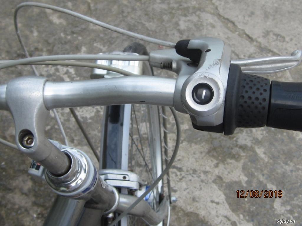 xe đạp Albelt Bridgestone ,  khung nhôm dã qua sử dụng - 7