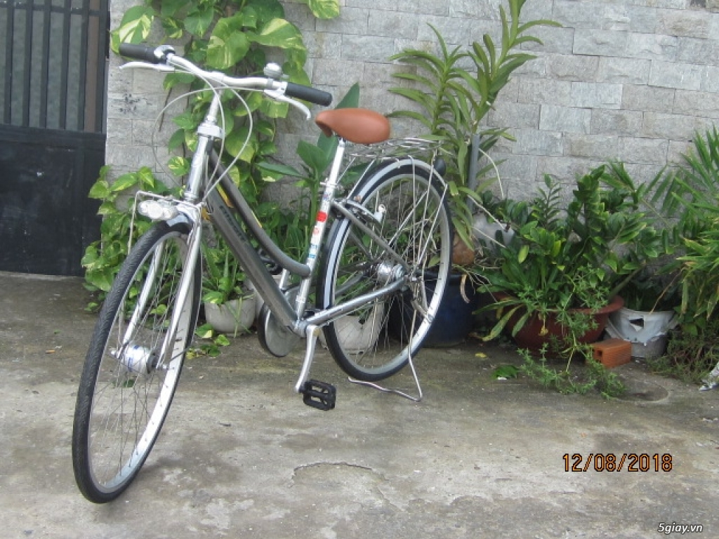 xe đạp Albelt Bridgestone ,  khung nhôm dã qua sử dụng - 1