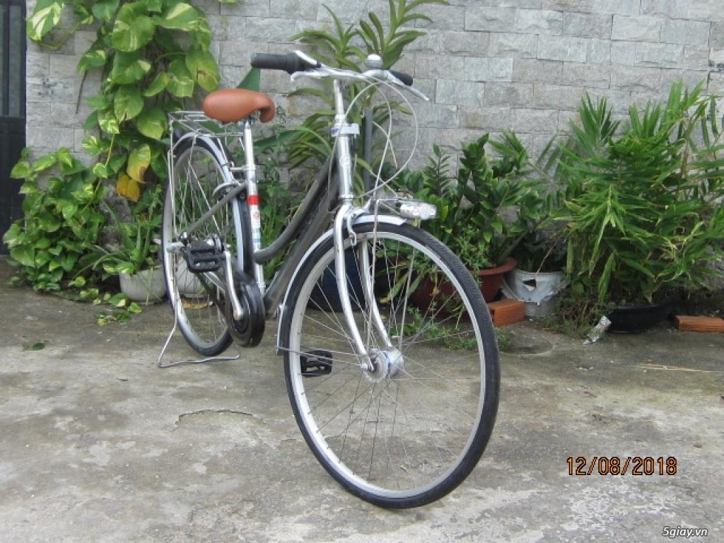 xe đạp Albelt Bridgestone ,  khung nhôm dã qua sử dụng - 4
