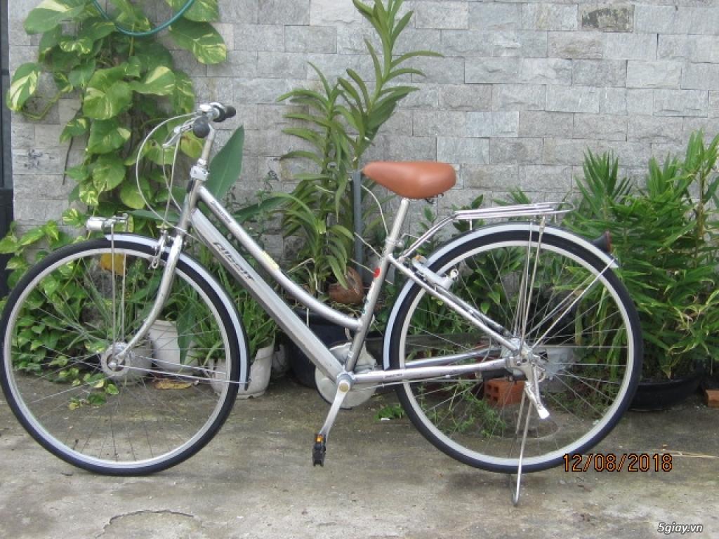 xe đạp Albelt Bridgestone ,  khung nhôm dã qua sử dụng - 2