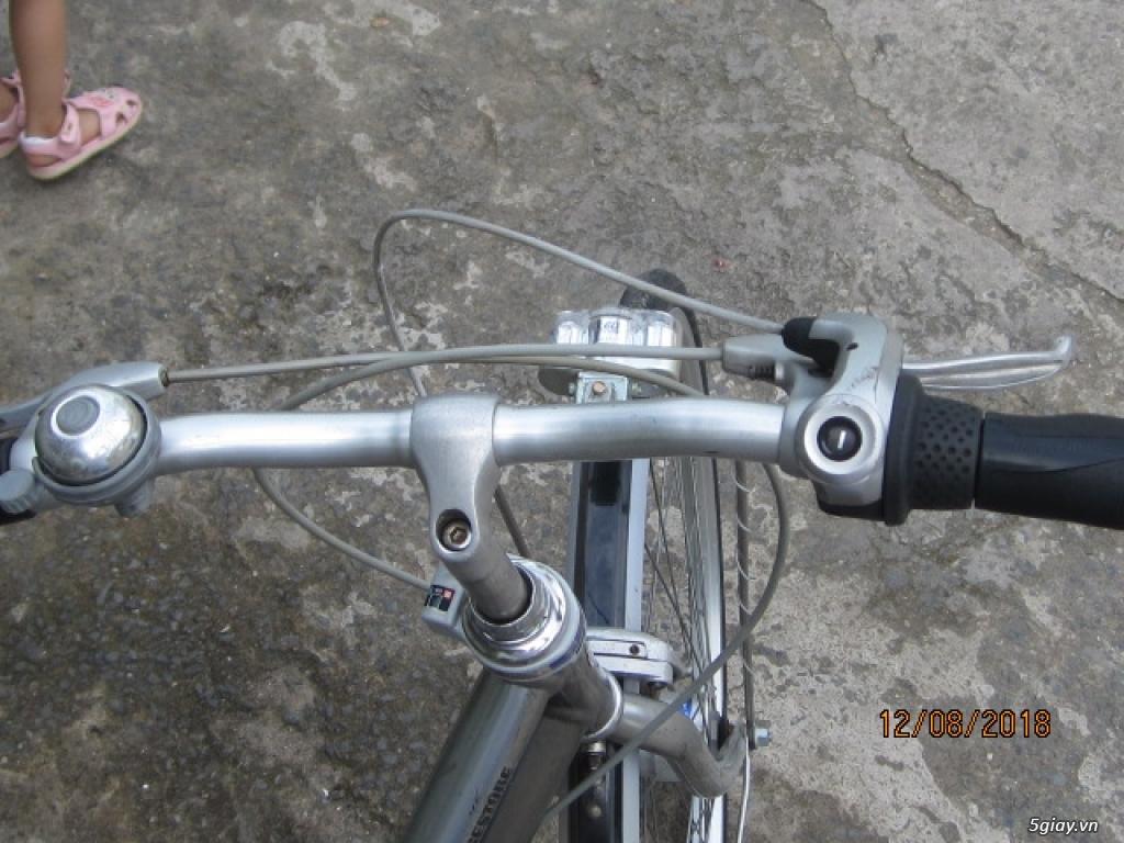 xe đạp Albelt Bridgestone ,  khung nhôm dã qua sử dụng - 6