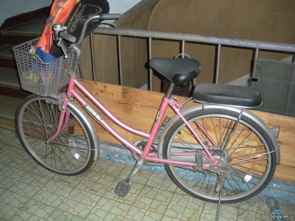 Xe đạp martin nữ sinh cấp 2. 950.000 - 2
