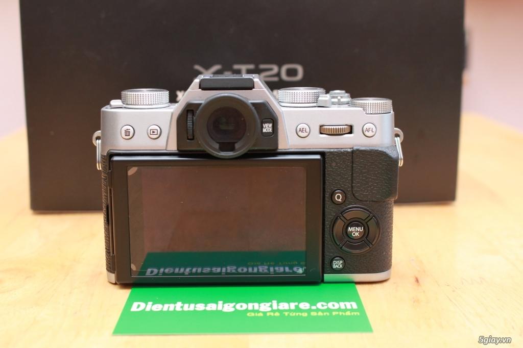 Bán Fujifilm X-T20 (Body likenew, full box). - 13