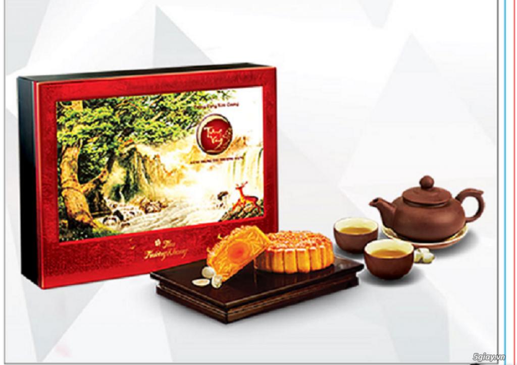 Bánh Trung Thu Kinh Đô Năm 2018 , bánh nướng - 3