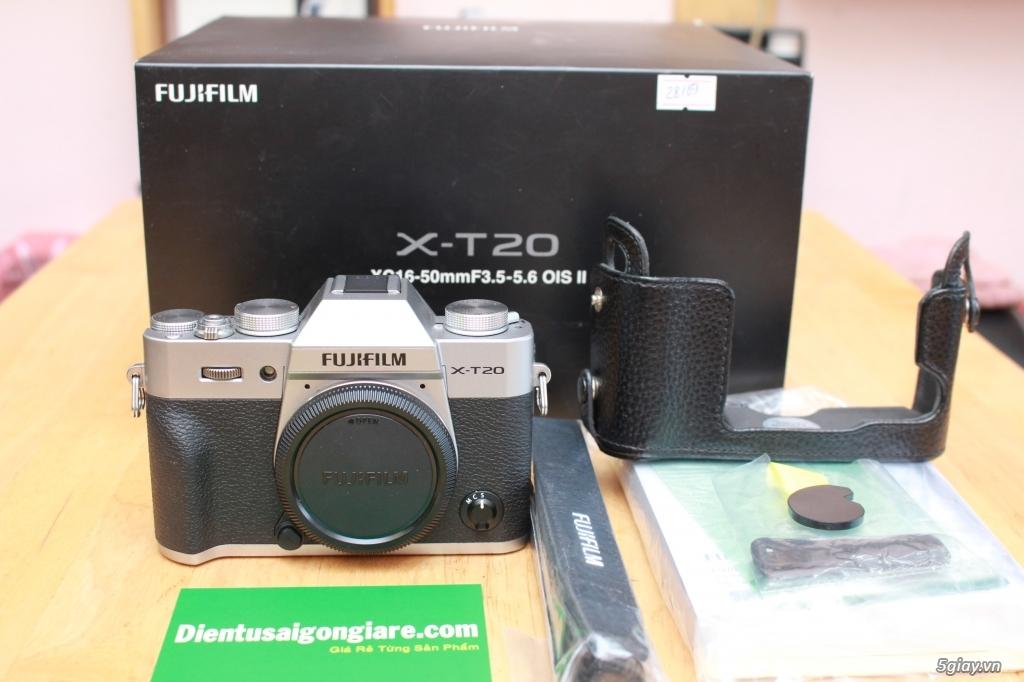 Bán Fujifilm X-T20 (Body likenew, full box). - 14