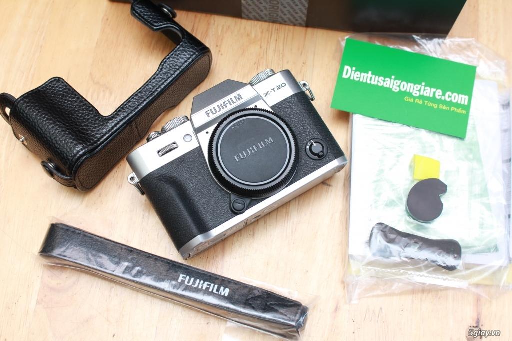 Bán Fujifilm X-T20 (Body likenew, full box). - 17