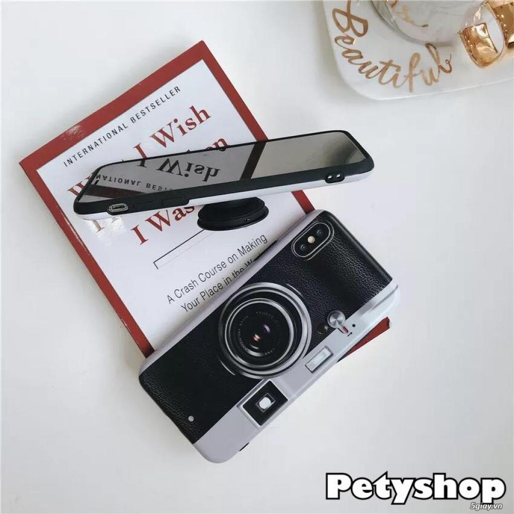 Ốp lưng iPhone 6 6S 6Plus 6SPlus 7 8 7Plus 8Plus X độc lạ dễ thương - 13