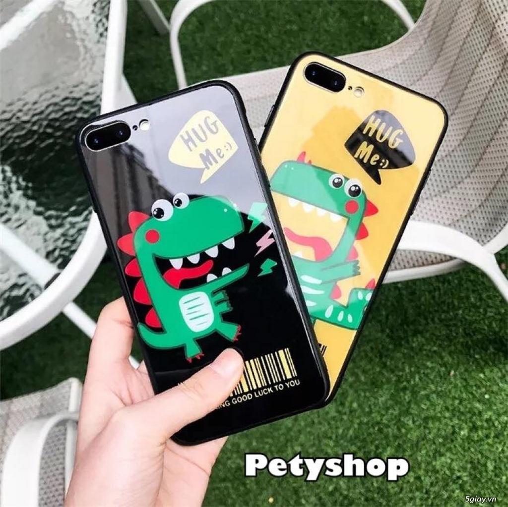 Ốp lưng iPhone 6 6S 6Plus 6SPlus 7 8 7Plus 8Plus X độc lạ dễ thương - 29