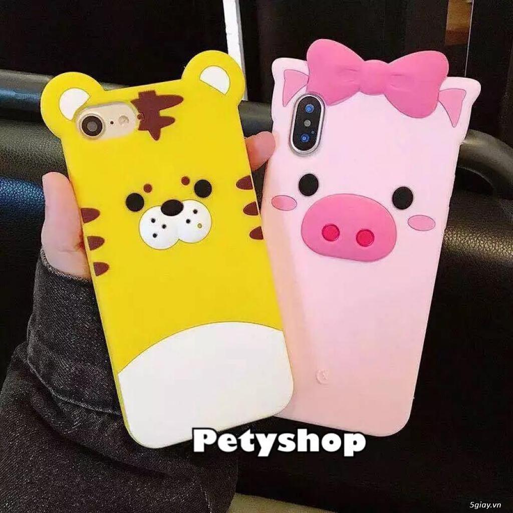 Ốp lưng iPhone 6 6S 6Plus 6SPlus 7 8 7Plus 8Plus X độc lạ dễ thương - 48