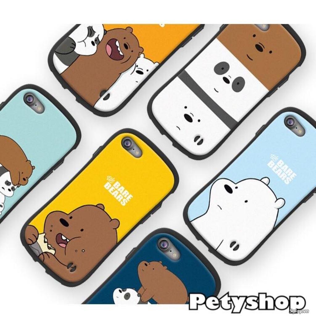 Ốp lưng iPhone 6 6S 6Plus 6SPlus 7 8 7Plus 8Plus X độc lạ dễ thương - 39