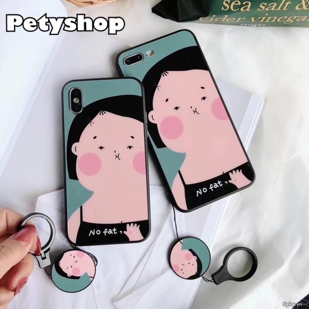 Ốp lưng iPhone 6 6S 6Plus 6SPlus 7 8 7Plus 8Plus X độc lạ dễ thương - 4
